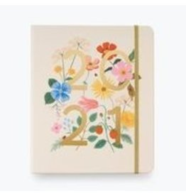 2021 Rifle Wild Garden Covered Planner
