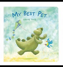 Jellycat Book, My Best Pet