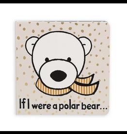 Jellycat Book, If I were a Polar Bear