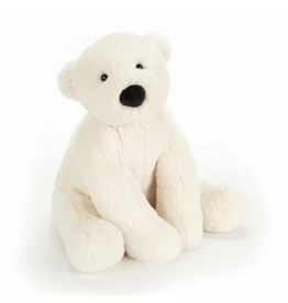 Jellycat Perry Polar Bear, Medium