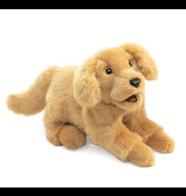 Golden Retriever Puppy Puppet