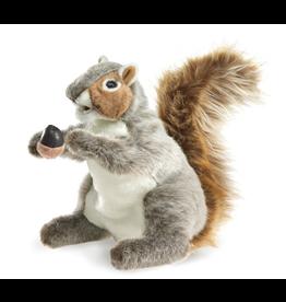 Grey Squirrel Puppet