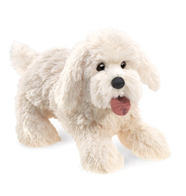 Panting Pup Puppet