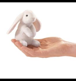 Mini Lop Ear Rabbit Finger Puppet