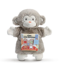 Storytime Puppet, Five Little Monkeys