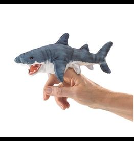 Mini Shark Finger Puppet