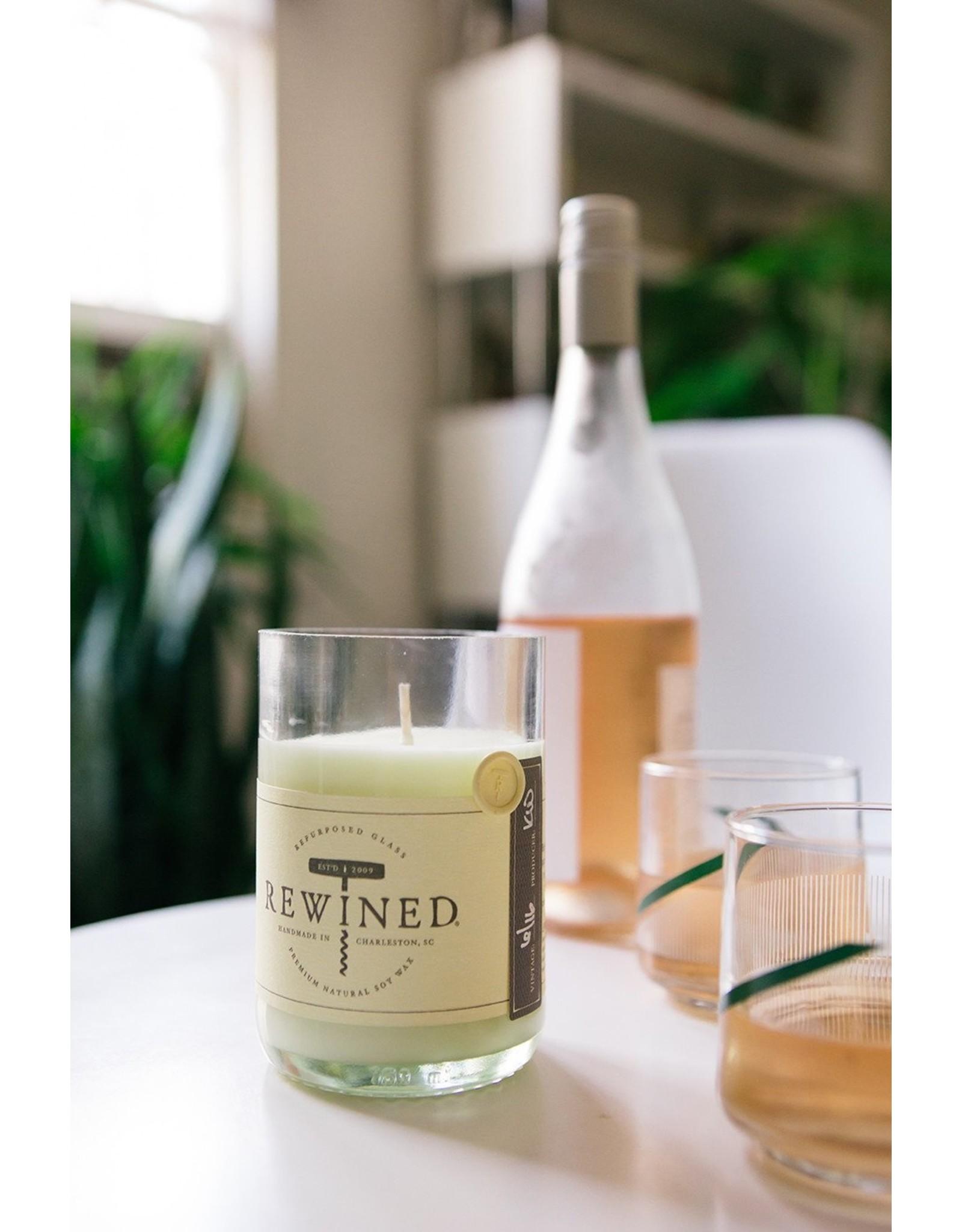 Rewined Candle - Rosé