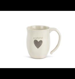 Grateful Heart Mug w/Grateful bag