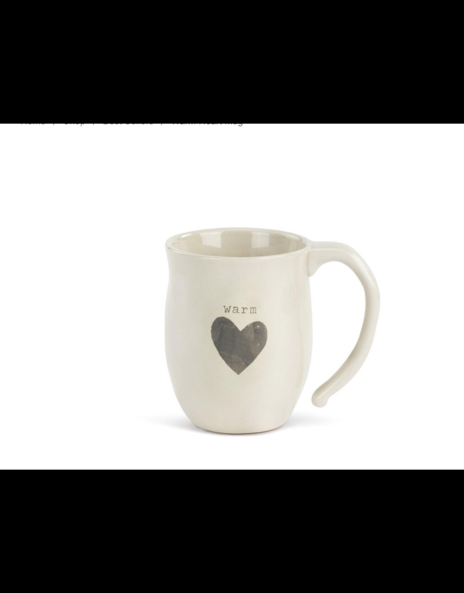 Warm Heart Mug w/Compassionate Bag