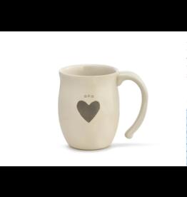 Mom Heart Mug w/Mom Bag