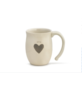 Warm Heart Mug, Mom w/Bag