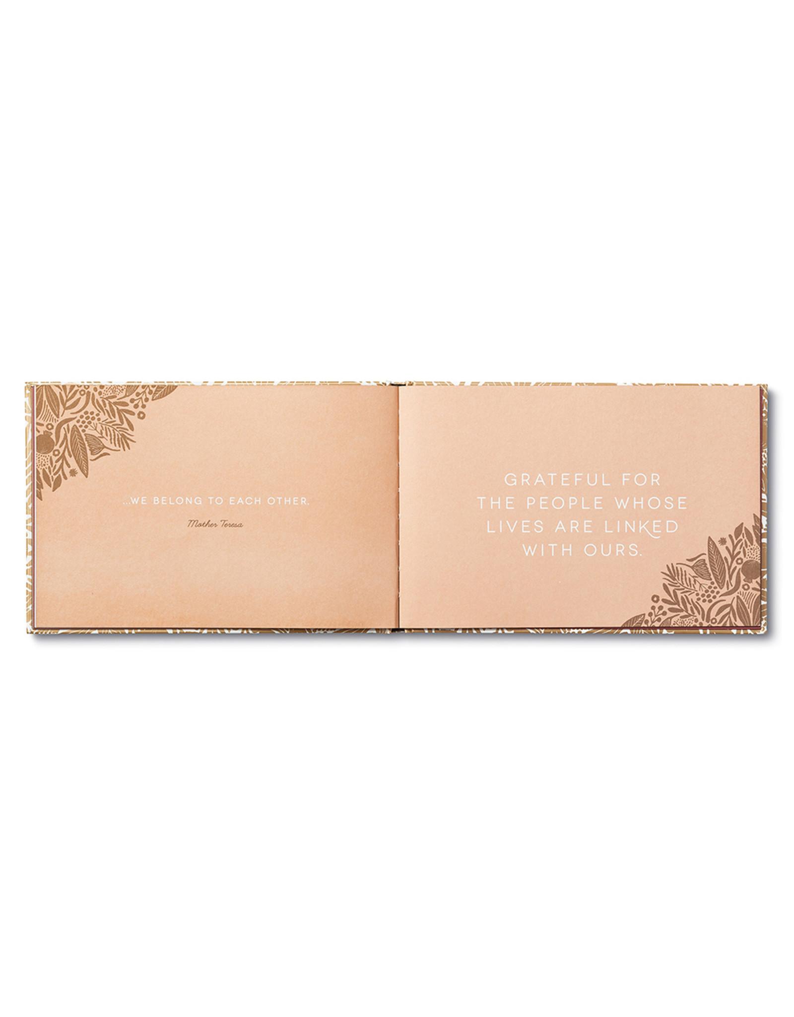 Book, Grateful