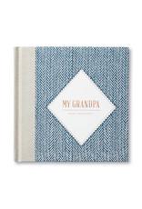 My Grandpa interview book