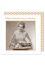 Shannon Martin What a Friend napkins
