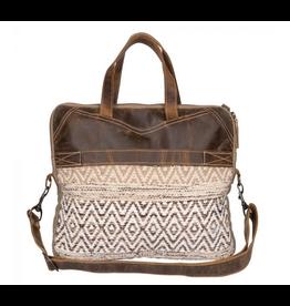 Moods of Brown Messenger Bag