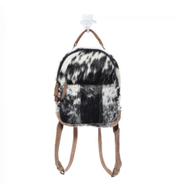 Compact Hairon Backpack Bag
