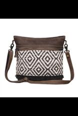 Patterned Shoulder Bag