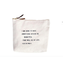 Canvas Bag, I am Going to Make...