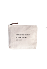 Canvas Bag, Coco Chanel, Don't Be Like