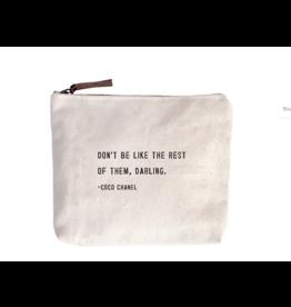 Canvas Bag, Coco Chanel