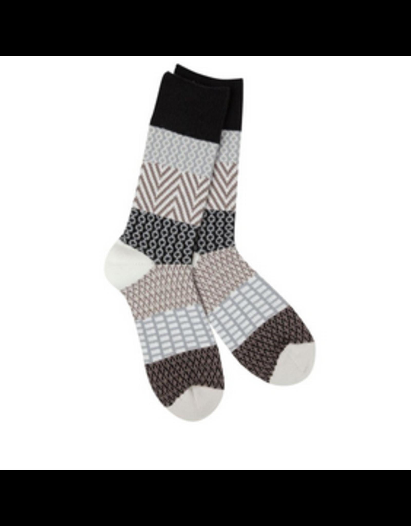 Gallery Crew Socks