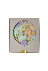 Confetti Balloon Kit, pastels