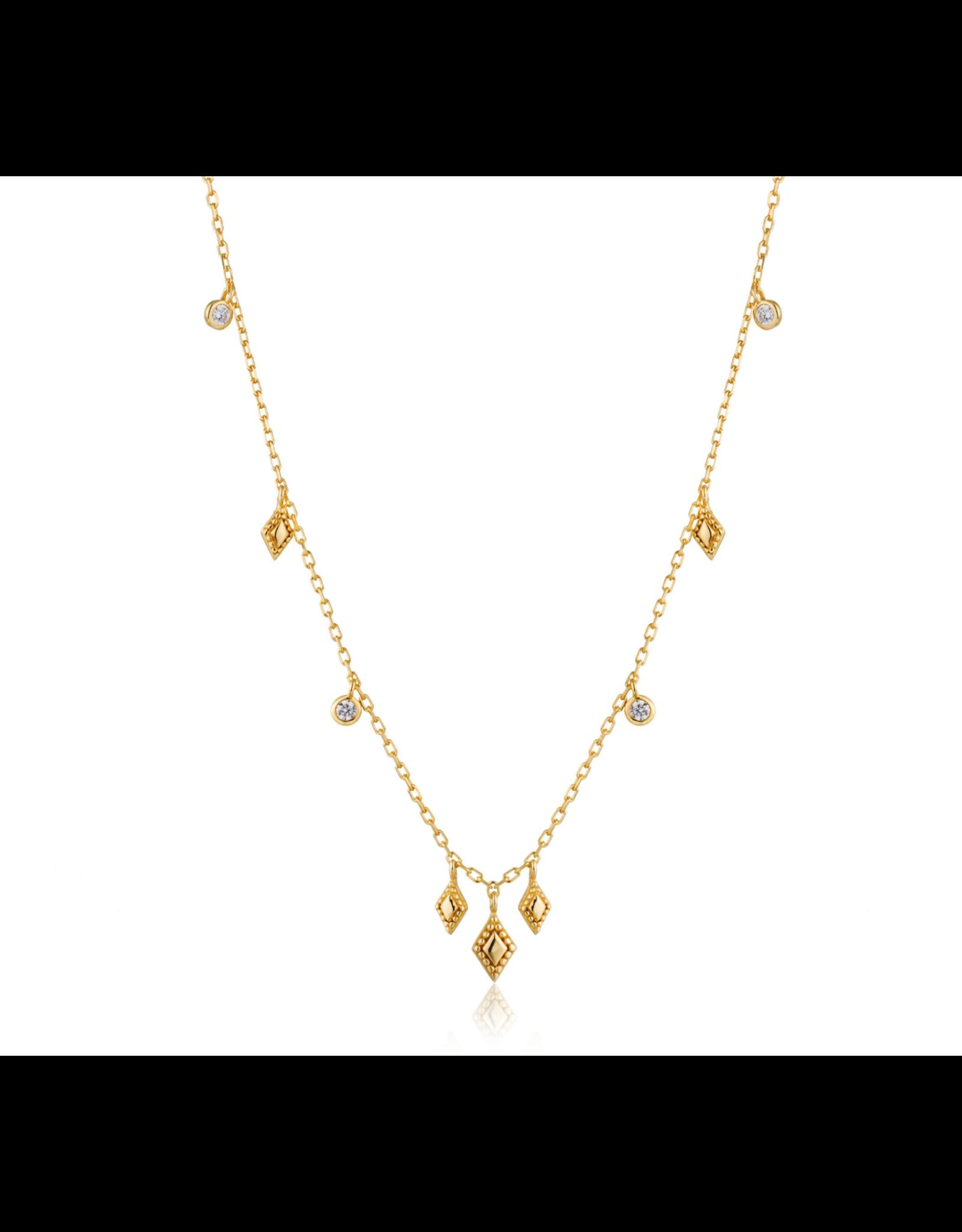 Ania Haie Bohemia Necklace, gold
