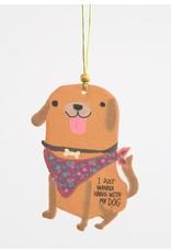 Natural LIfe Air Freshener, Hang With My Dog