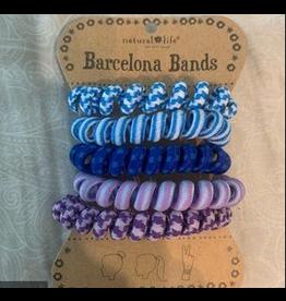 Natural LIfe Paracord Barcelona Bands, blue