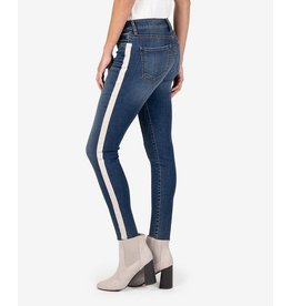Donna High Rise Skinny Ankle Jeans