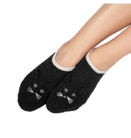 Marshmallow Cat Footlet S/M