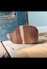 Hedgehog Wood Cutting Board