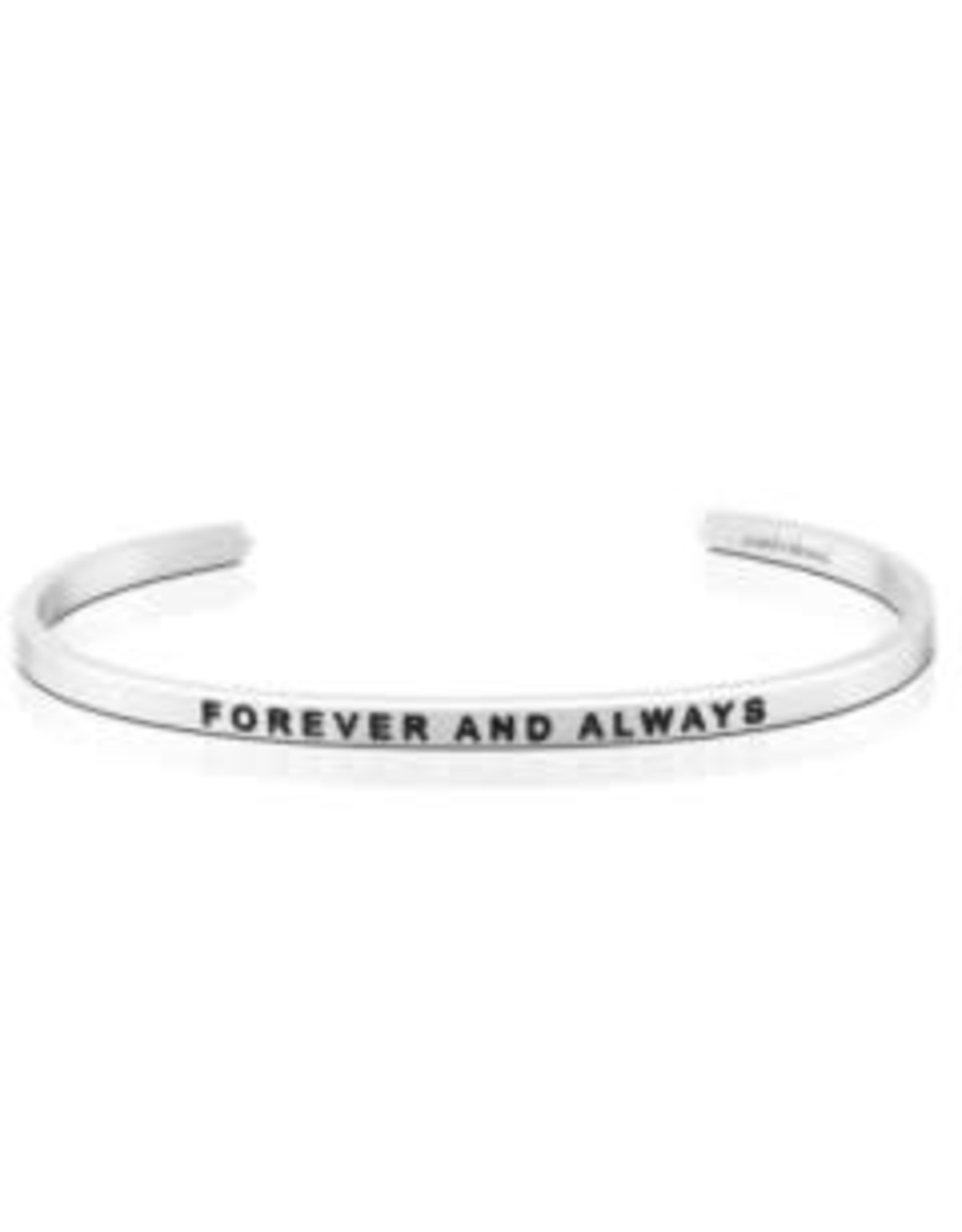 MantraBand MantraBand Bracelet, Forever And Always