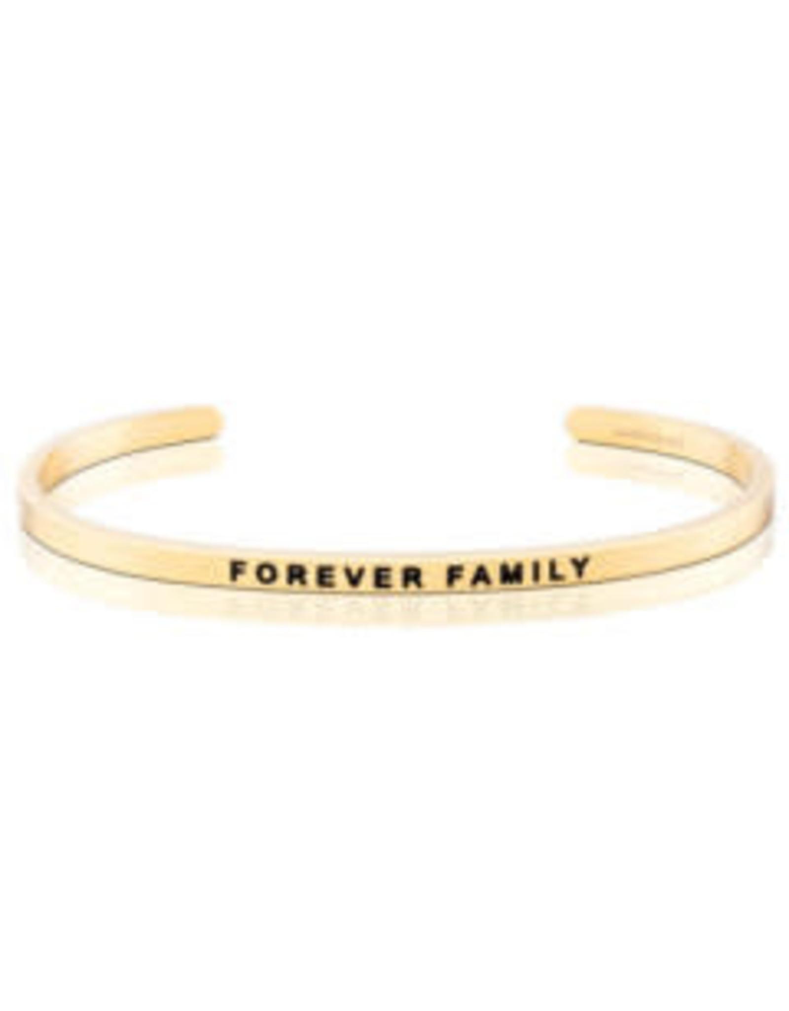 MantraBand MantraBand Bracelet, Forever Family