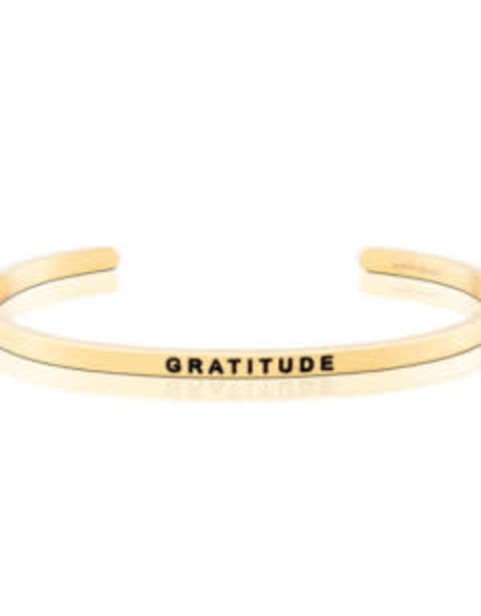 MantraBand MantraBand Bracelet, Gratitude