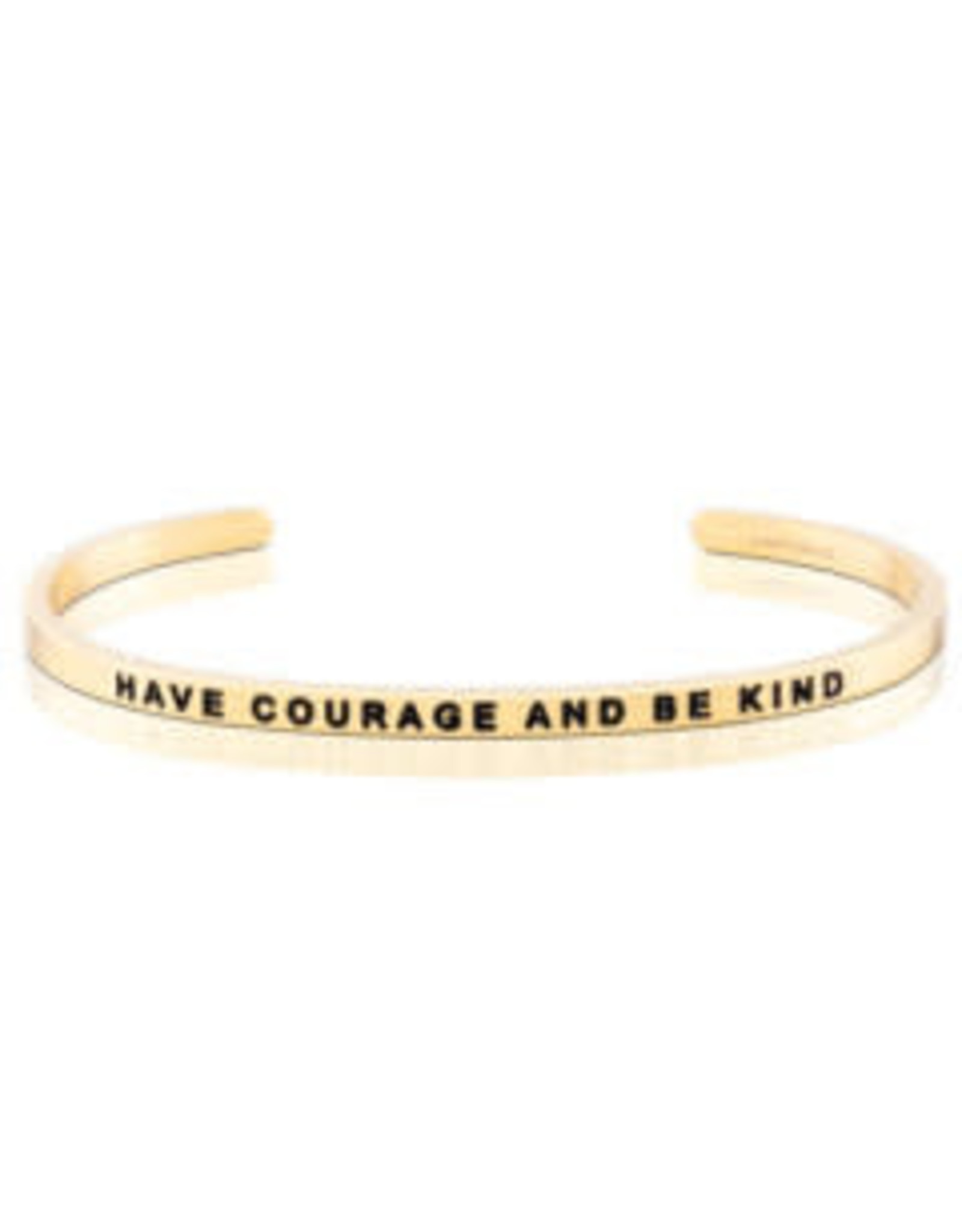 MantraBand MantraBand Bracelet, Have Courage And Be Kind