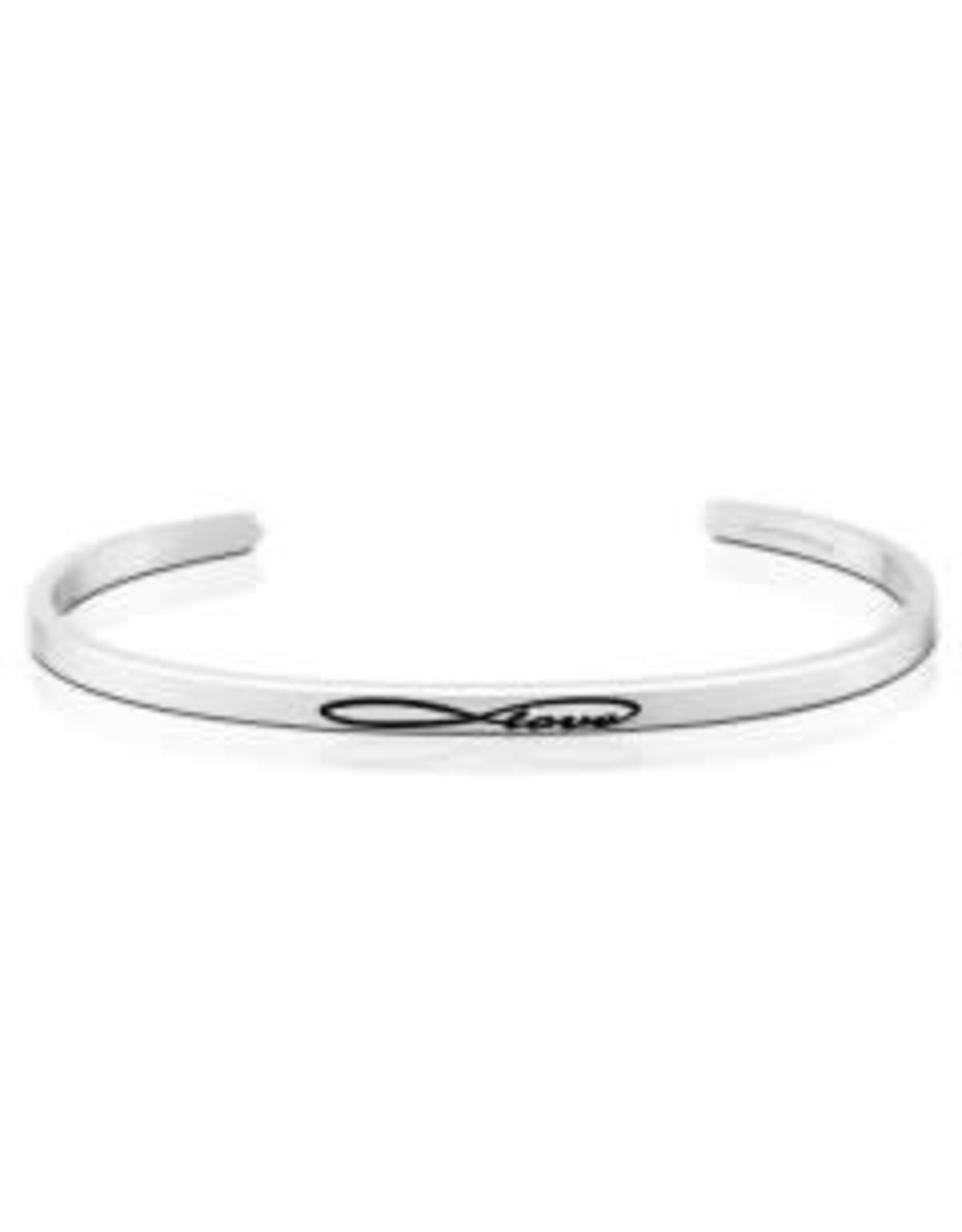 MantraBand MantraBand Bracelet, Infinite Love