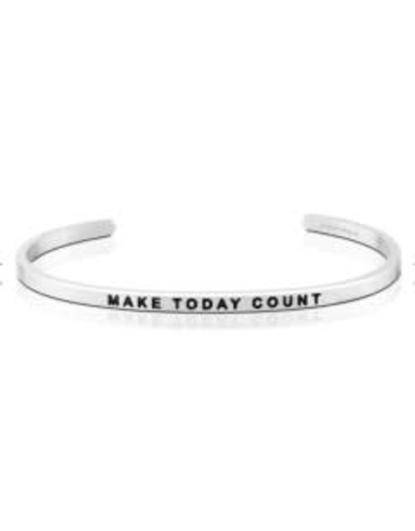 MantraBand MantraBand Bracelet, Make Today Count