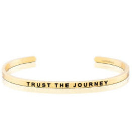 MantraBand MantraBand Bracelet, Trust The Journey