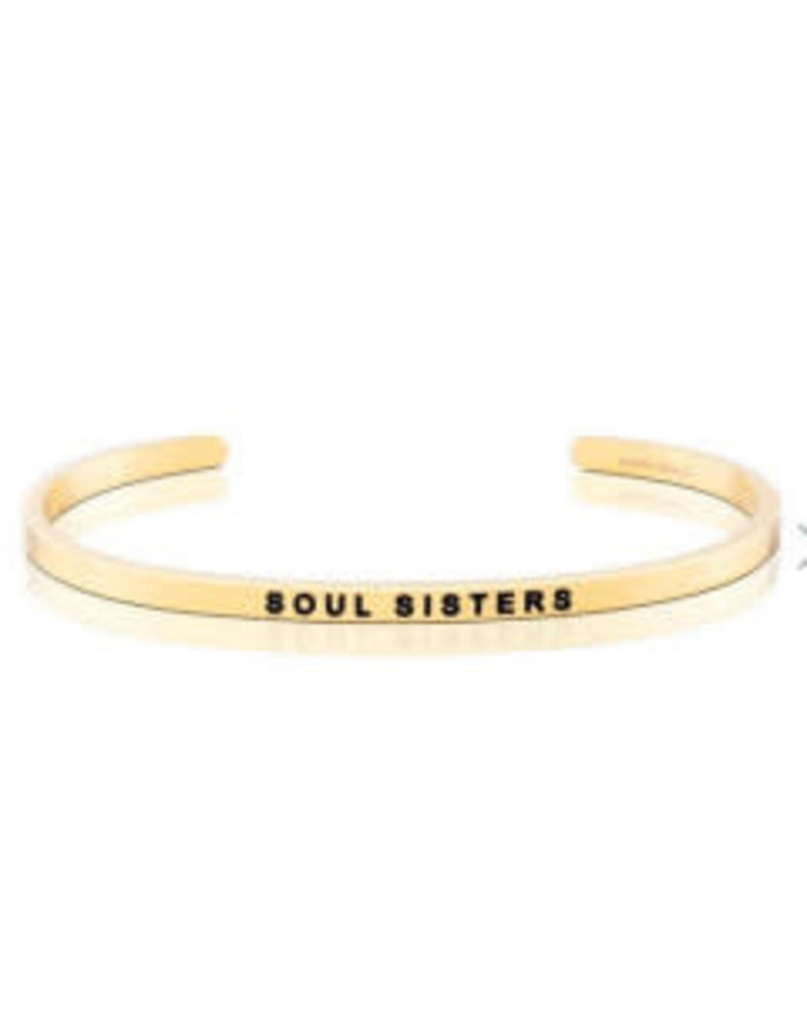 MantraBand MantraBand Bracelet, Soul Sisters
