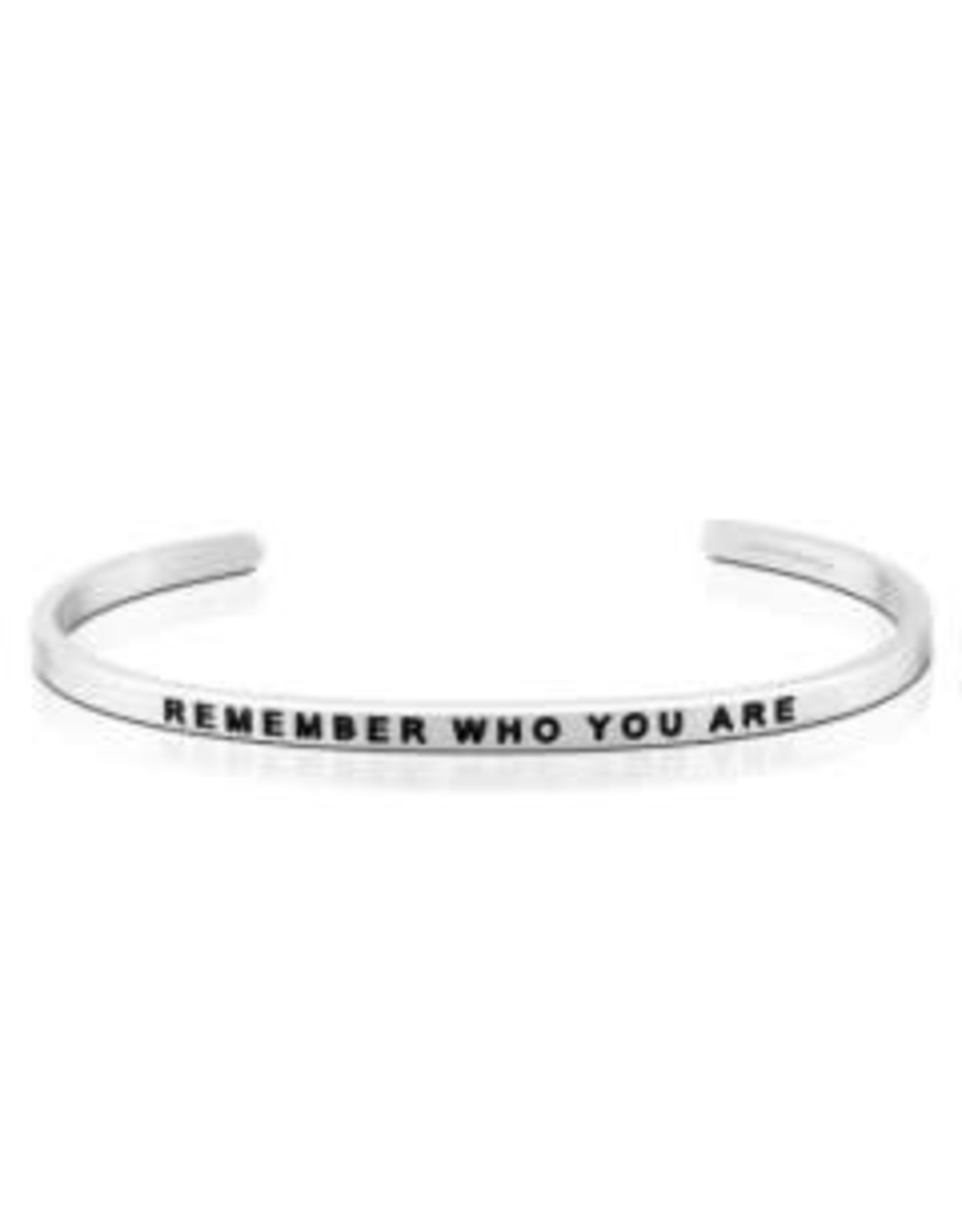 MantraBand MantraBand Bracelet, Remember Who You Are