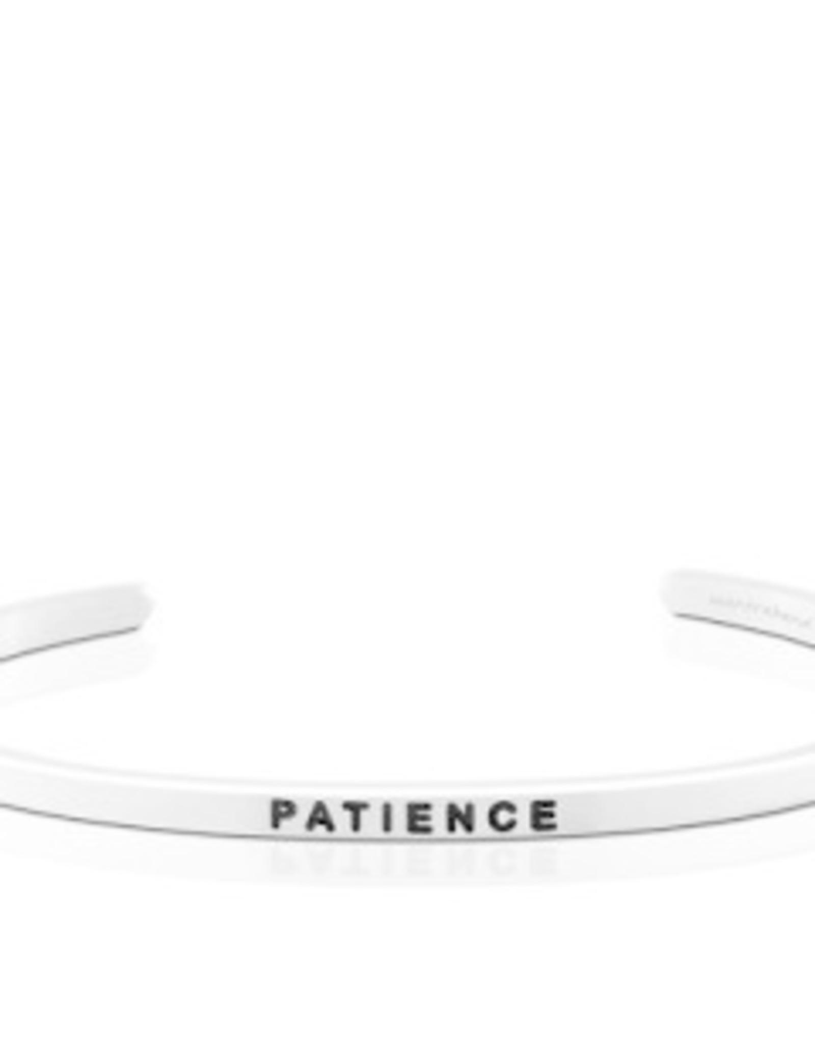 MantraBand MantraBand Bracelet, Patience