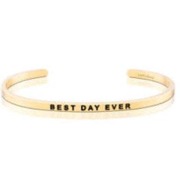 MantraBand MantraBand Bracelet, Best Day Ever