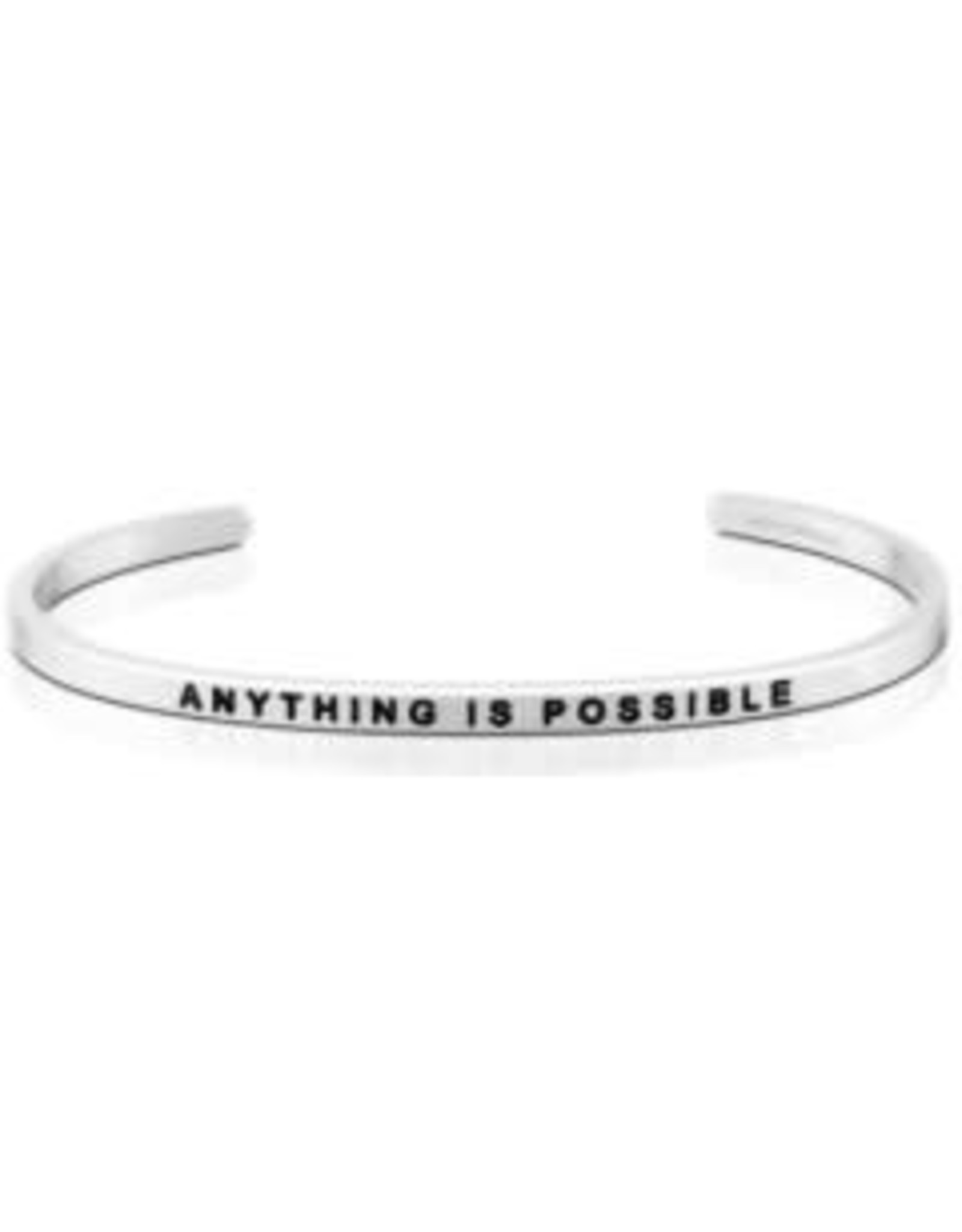 MantraBand MantraBand Bracelet, Anything Is Possible