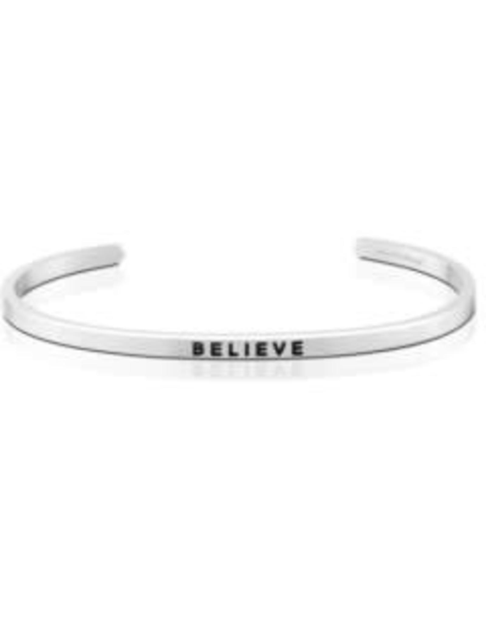 MantraBand MantraBand Bracelet, Believe