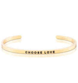 MantraBand MantraBand Bracelet, Choose Love