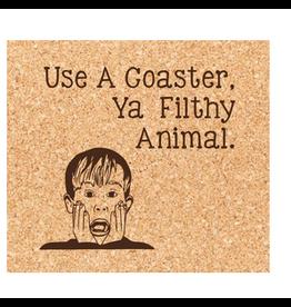 Cork Coaster, Filthy Animal