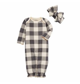 Mud Pie Buffalo Check Take Me Home Outfit