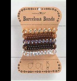 Natural LIfe Barcelona Hair Bands, neutral