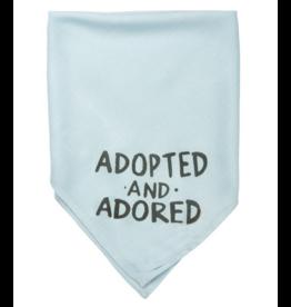 Lg. Pet Bandana - Adopted